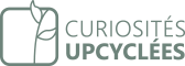 Curiosités Upcyclées Logo